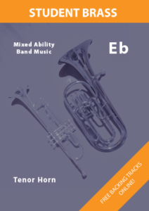 The Student Brass book front cover.
