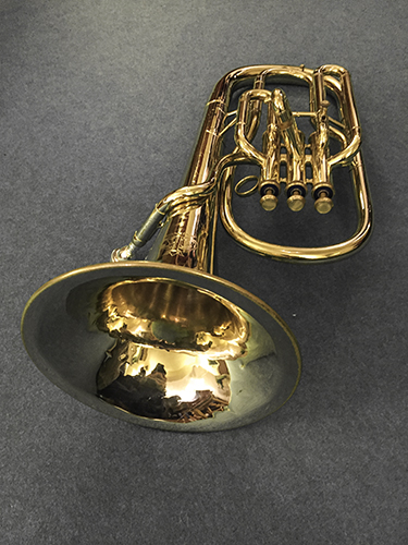 Practice Pieces for Beginners on the Tenor Horn